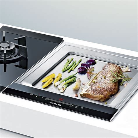 teppanyaki platte induktion grills teppanyaki and hotplates cook like summer s coming ideal home