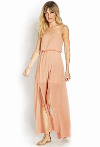 forever 21 caged cami maxi dress 28 24 dresses With maxi dress for beach wedding guest