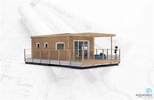 Maison Flottant Prix : cabane flottante aquaprezzo proposez des nuits insolites dans une cabane sur l 39 eau aquashell ~ Dode.kayakingforconservation.com Idées de Décoration
