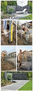 Gabionen Als Sichtschutz : 846 best fence ideas images on pinterest ~ Articles-book.com Haus und Dekorationen