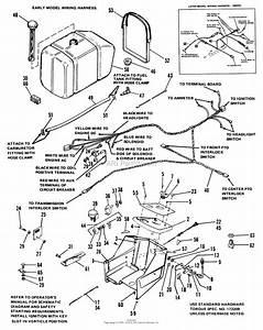Simplicity Broadmoor Wiring Diagram