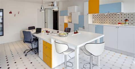 ambiance cuisine bureaux atypiques pour missions publiques sentier