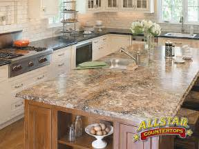countertop for kitchen island residential contemporary kitchen islands and kitchen carts vancouver by allstar countertops