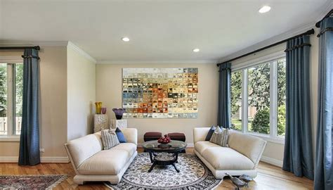 Beauty White Round Decorative Rugs For Living Room With