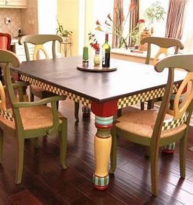 Bar Tische Und Stühle : 84 besten tische table bilder auf pinterest m belideen bemalte tische und st hle ~ Bigdaddyawards.com Haus und Dekorationen