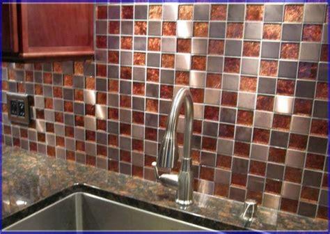 copper kitchen backsplash tiles copper kitchen backsplash ideas quicua com