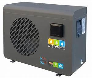 Pompe à chaleur piscine DISTRI PAC 2 Distripool