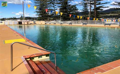thirroul olympic swimming pool nsw  thirroul guru