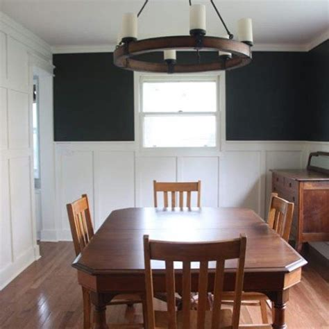 margauxstutz's foxhall green project Green dining room