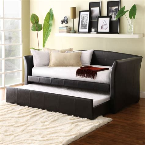 living spaces leather sofa maximizing small living room spaces with black leather