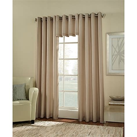 bed bath and beyond blackout drapes argentina room darkening grommet window curtain panel