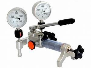 Adt-928 Hydraulic Pressure Comparison Pump