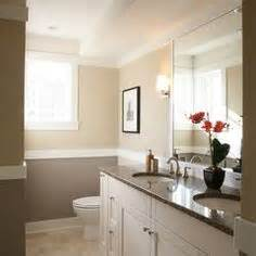 bathroom chair rail ideas 1000 images about chair rail ideas on chairs dining room paint and paint ideas