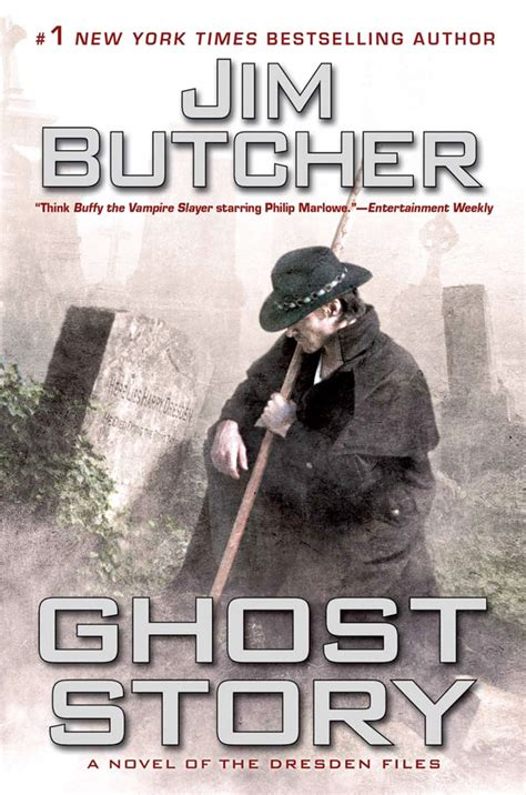 ghost story cover and side wallpaper jim butcher