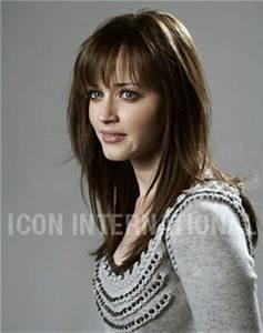 Love Alexis Bledel's fine hair styles   Self - Hairstyles ...