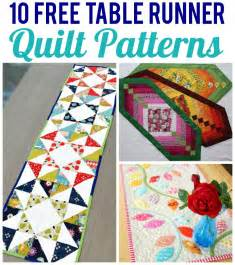 Free Quilt Table Runner Patterns