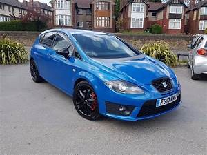 2010 Seat Leon 2 0 Tsi Cupra Blue Manual Stage 1 Remap Modified F S H 2 Owners 12 Months