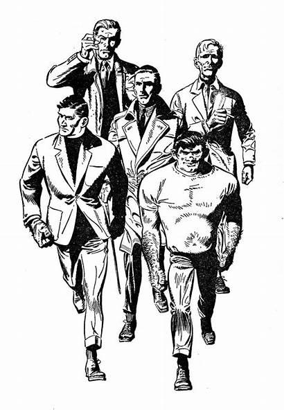 Savage Doc Pulp Fiction Comic Comics France