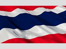 Flag Of Thailand Beautiful 3d Animation Of Thailand Flag