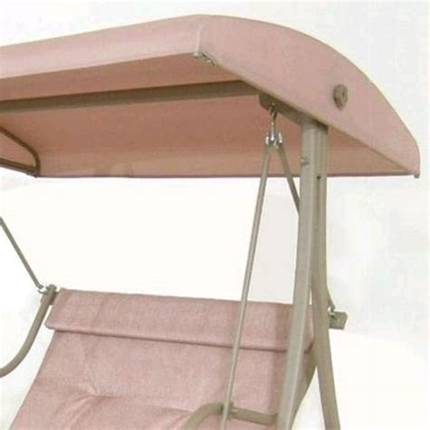 replacement patio swing canopy home depot swing canopy replacement s010114 sku no 674475 garden winds