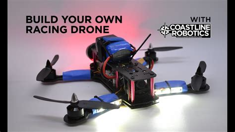 Build Your Own Racing Drone Part 1 Zmr250 Diy Youtube