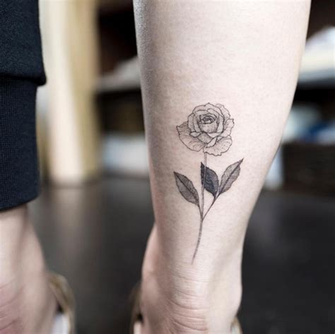 elegant ankle tattoos  women  style tattooblend