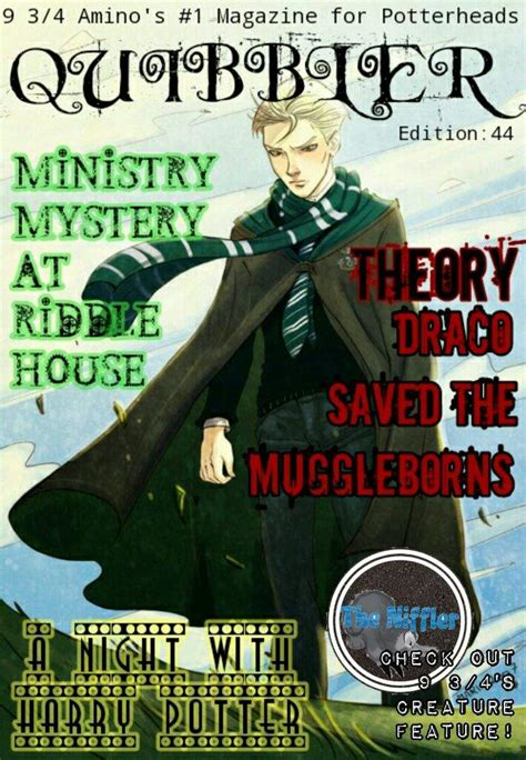 quibbleredition forty  harry potter amino