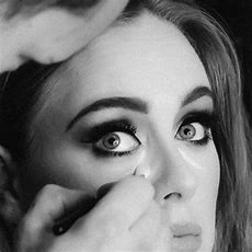 Finally, Michael Ashton Reveals Adele's Eyeliner Howto