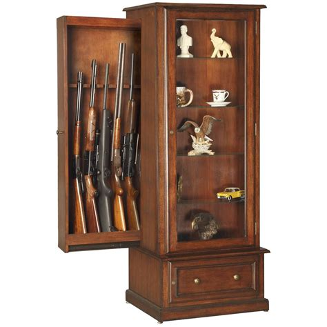 shelf gun safe hiding guns where to stash firearms without a safe