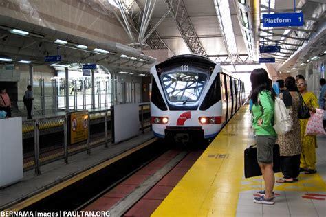 prasarana releases  fare structure  lrt  monorail   effect december