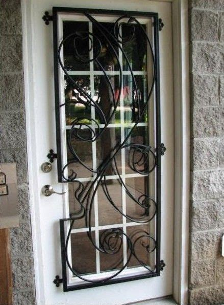 security bars for doors 165 best images about grisham steel security doors bars