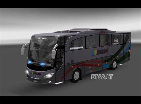 my skin original asli jetbus hd indonesia mod ets2 gr
