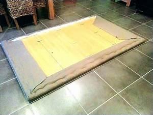 Fabriquer Tete De Lit Capitonnée : fabriquer tete de lit tissu ~ Nature-et-papiers.com Idées de Décoration