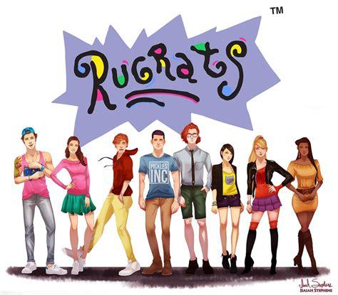 90s Cartoons All Grown Up Popsugar Love And Sex