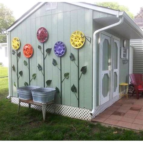 Garden Decoration Home by Repurposed Garden Decoration Ideas Home Decor Diy Ideas