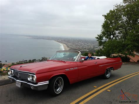 Buick Lesabre Convertible For Sale by 1963 Buick Lesabre Convertible W Orig 401 Nailhead