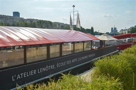 lenotre ecole de cuisine les yachts de lenôtre école