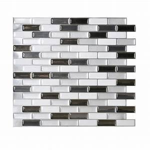 good home depot peel and stick tile on wall tile wall tile ...