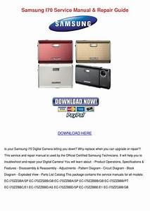 Samsung I70 Service Manual Repair Guide By Katrinhowes