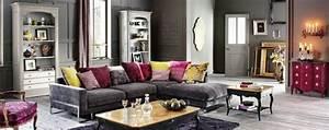 Deco Baroque Moderne : d coration salon baroque moderne ~ Teatrodelosmanantiales.com Idées de Décoration