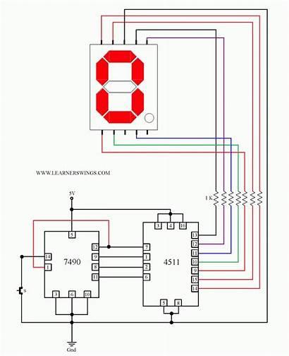 Circuit Counter Reset Manual Clock Segment Using