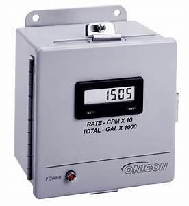 Db-1201 Flow Display