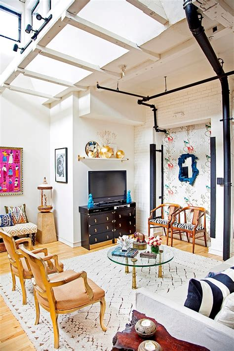 Modern Bohemian Loft By Design Manifest « Homeadore