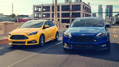2017 Ford Focus St Release Date by Now 2018 Ford Focus St Release Date Preview