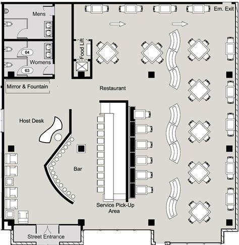 plan cuisine restaurant designing a restaurant floor plan home design and decor