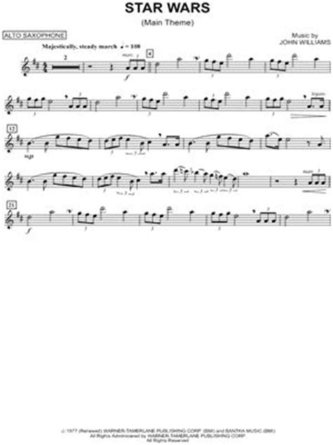 empire flooring theme song 1000 images about saxophone music on pinterest sheet music the imperial march and king