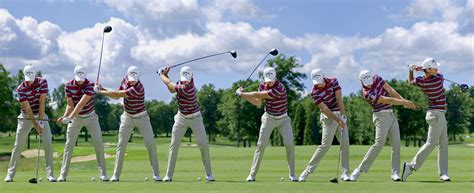 Swing Sequence: Danny Willett - Australian Golf Digest