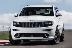 2014 Jeep Grand Cherokee Srt8 Front View