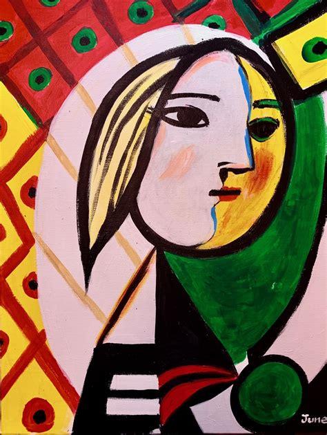 ピカソ鏡の中の少女 Picasso Girl in the Mirror   Artbar Tokyo ...
