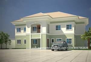 5 bedroom homes 5 bedroom duplex house plans in nigeria escortsea